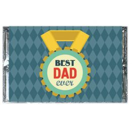 Best dad ever (medal)