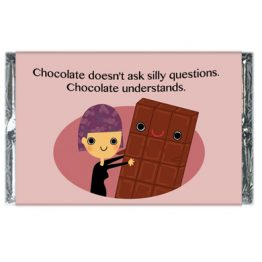 Saying - Choc understand