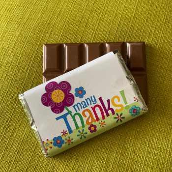 meny thanks | medium |chocolate bar | sweetalk