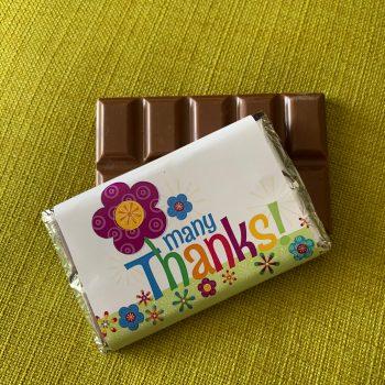 meny thanks | medium |chocolate bar | sweetalk