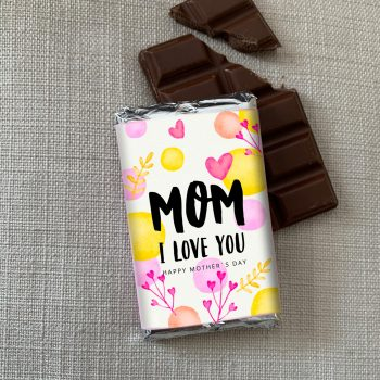 I loven you mom Happy mothers day | chocolate | sweetalk