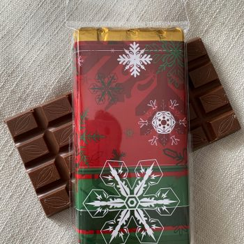 christmas chocolate   snow flake   sweetalk
